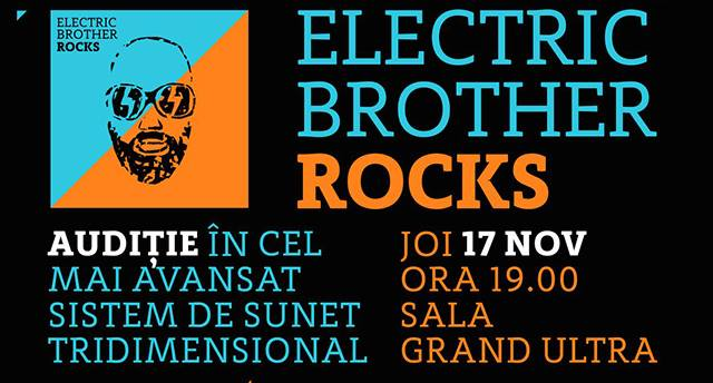 Electric Brother @ Grand Cinema & More