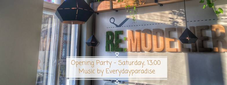 Opening Party @ RE:Modelier