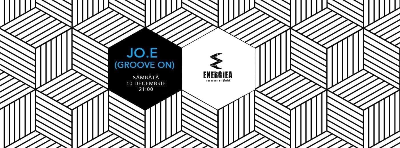 Jo. E (DJ Set) @ Energiea