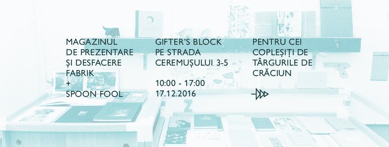 Gifter's block @ Fabrik