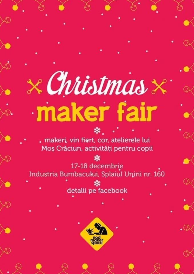 Christmas maker fair
