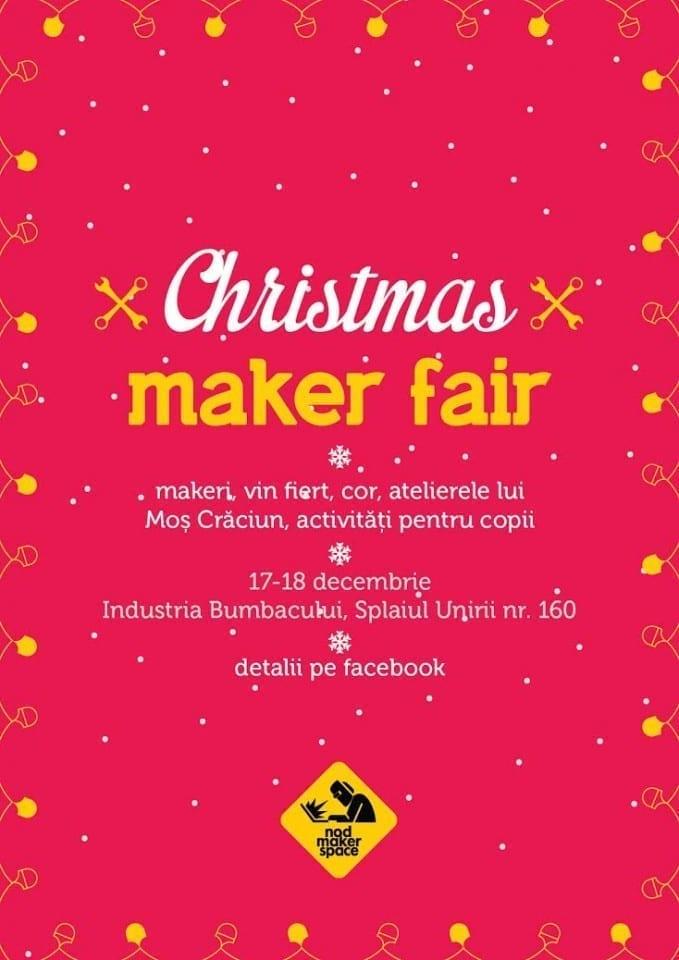 Christmas maker fair
