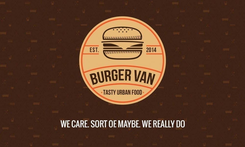 Burger Van Bistro: they care, they really do