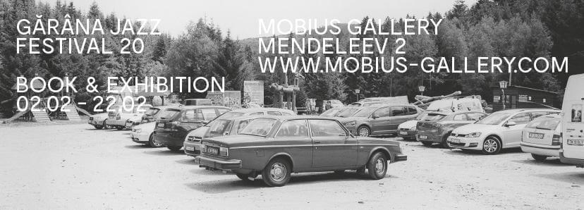 Gărâna Jazz Festival 20 - lansare & expoziție @ Mobius Gallery
