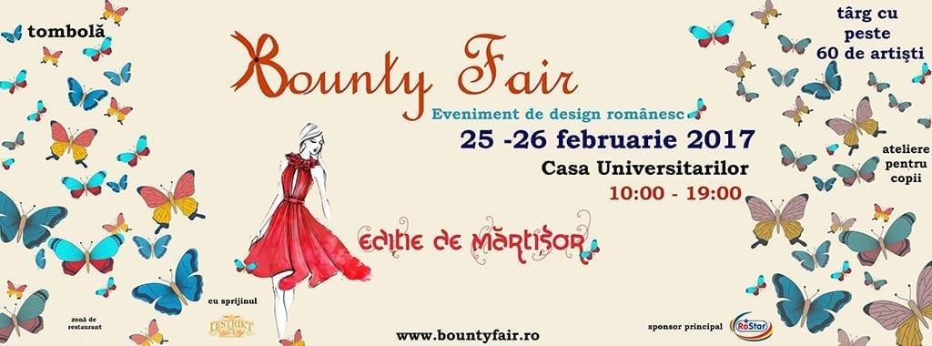 Bounty Fair - targ de Martisor