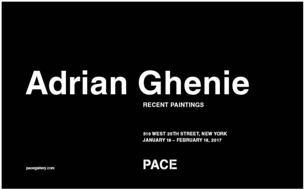 Recent Paintings - Adrian Ghenie @ New York