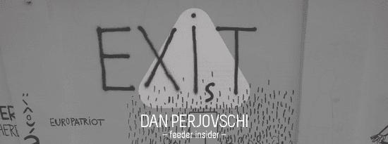 feeder insider w/ Dan Perjovschi