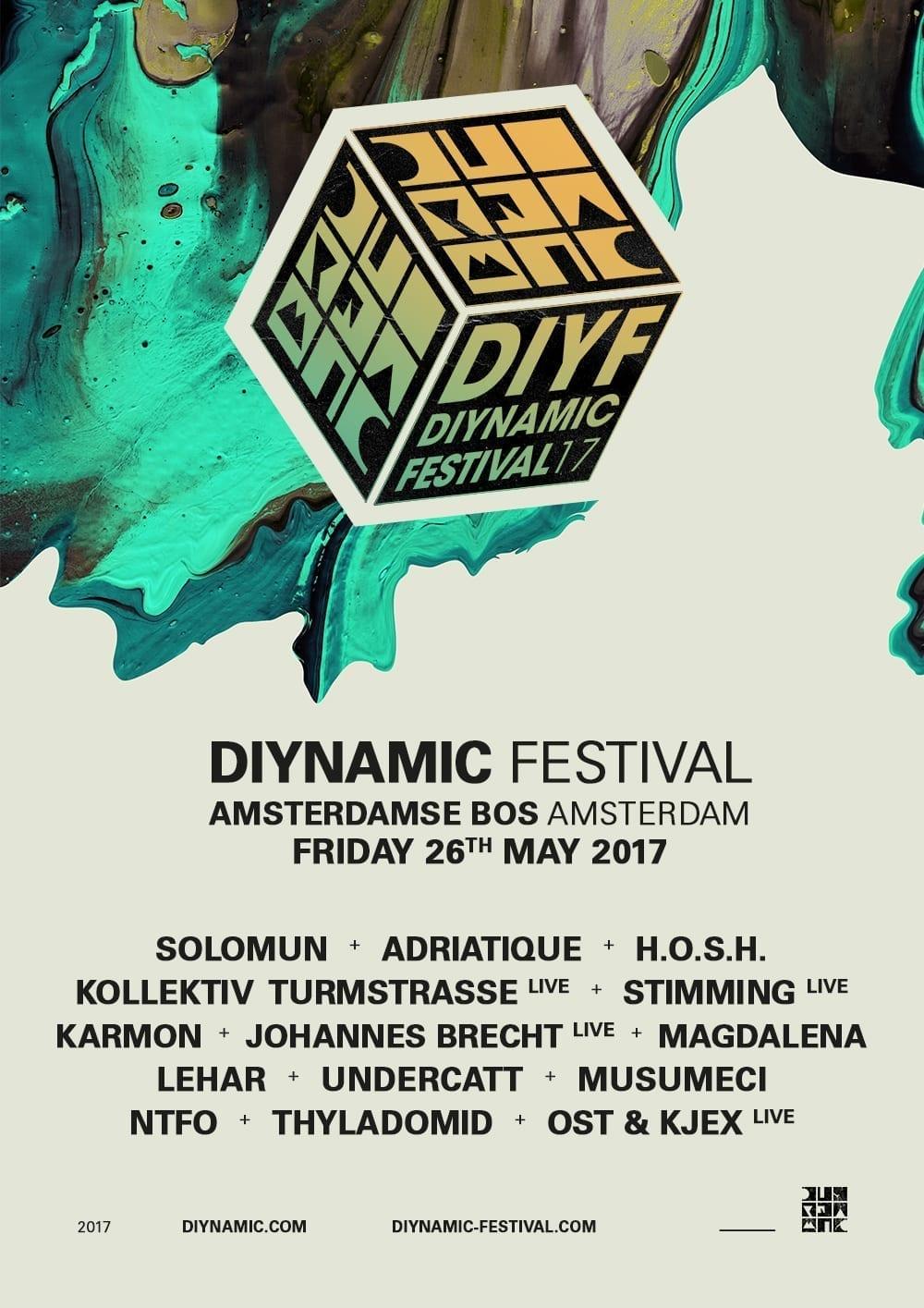 Diynamic Festival @ Amsterdamse Bos
