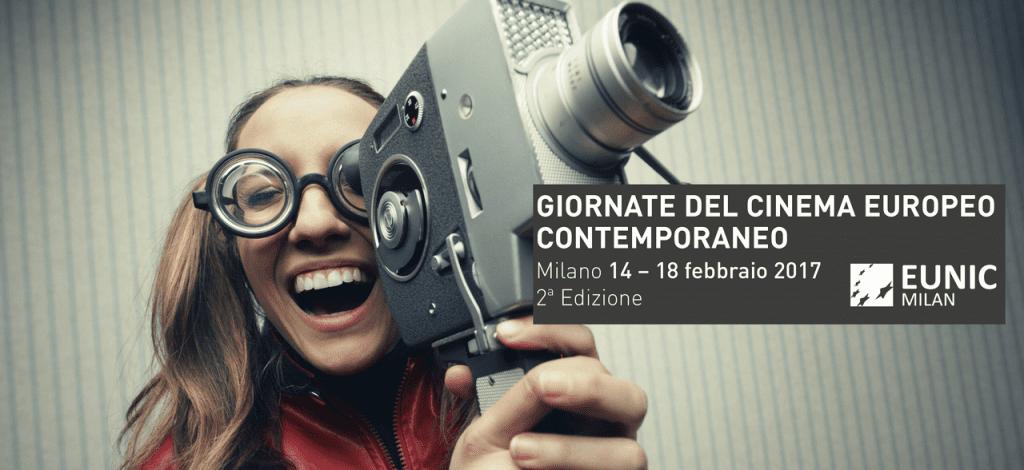 Zilele Cinematografiei Europene Contemporane @ Milano