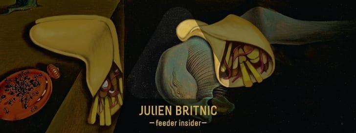 feeder insider interview with julien Britnic