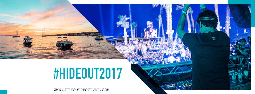 Hideout Festival 2017 @ Zrce Beach, Croatia