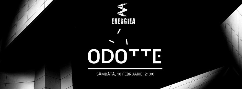 Odotte (DJ set) @ Energiea