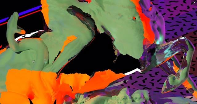 Orange as the Grove Salty as the Sea @ Galeria Nicodim