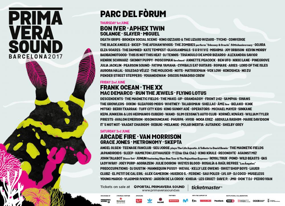 Primavera Sound Festival @ Barcelona