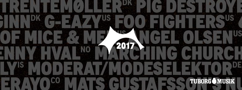 Roskilde Festival 2017 @ Denmark