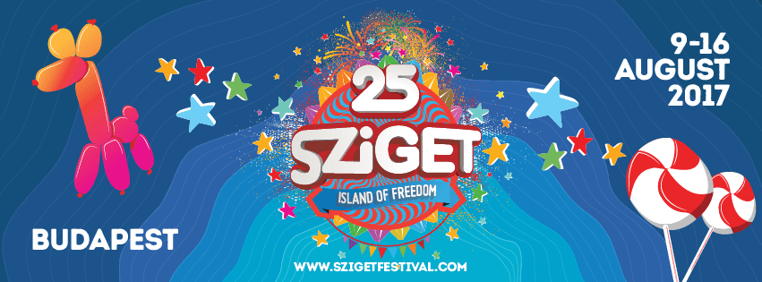 Sziget Festival Official @ Budapest, Hungary