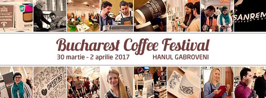 Bucharest Coffee Festival @ ARCUB