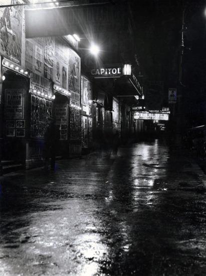 1928 Cinema Capitol Bd Elisabeta