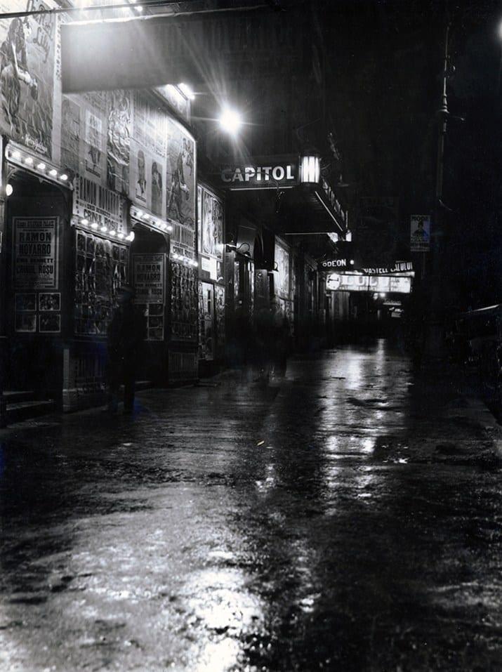 1928 Cinema Capitol Bd. Elisabeta