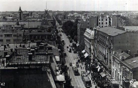 1930 Cinema Capitol bulevardul elisabeta