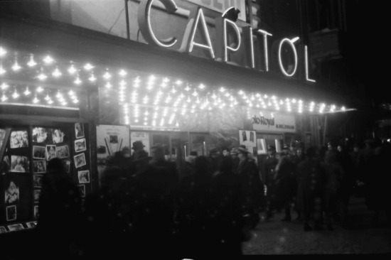 1941 Willy Prager Cinema Capitol
