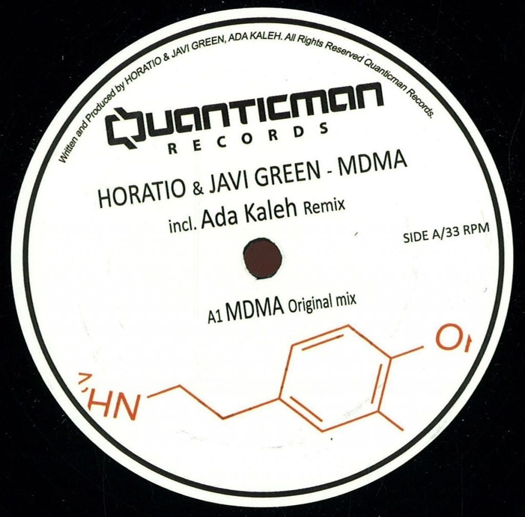 Horatio & Javi Green, Ada Kaleh - MDMA