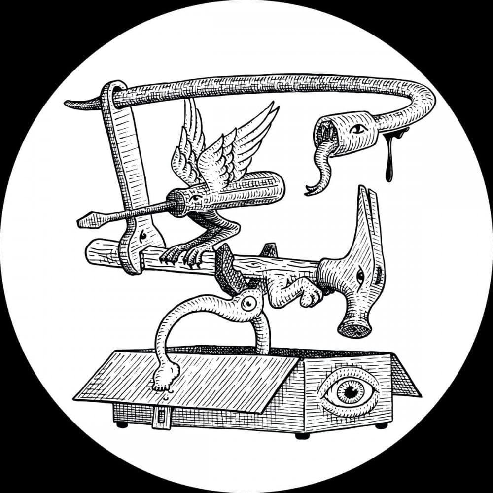 Beneath Usual - Tool Box EP