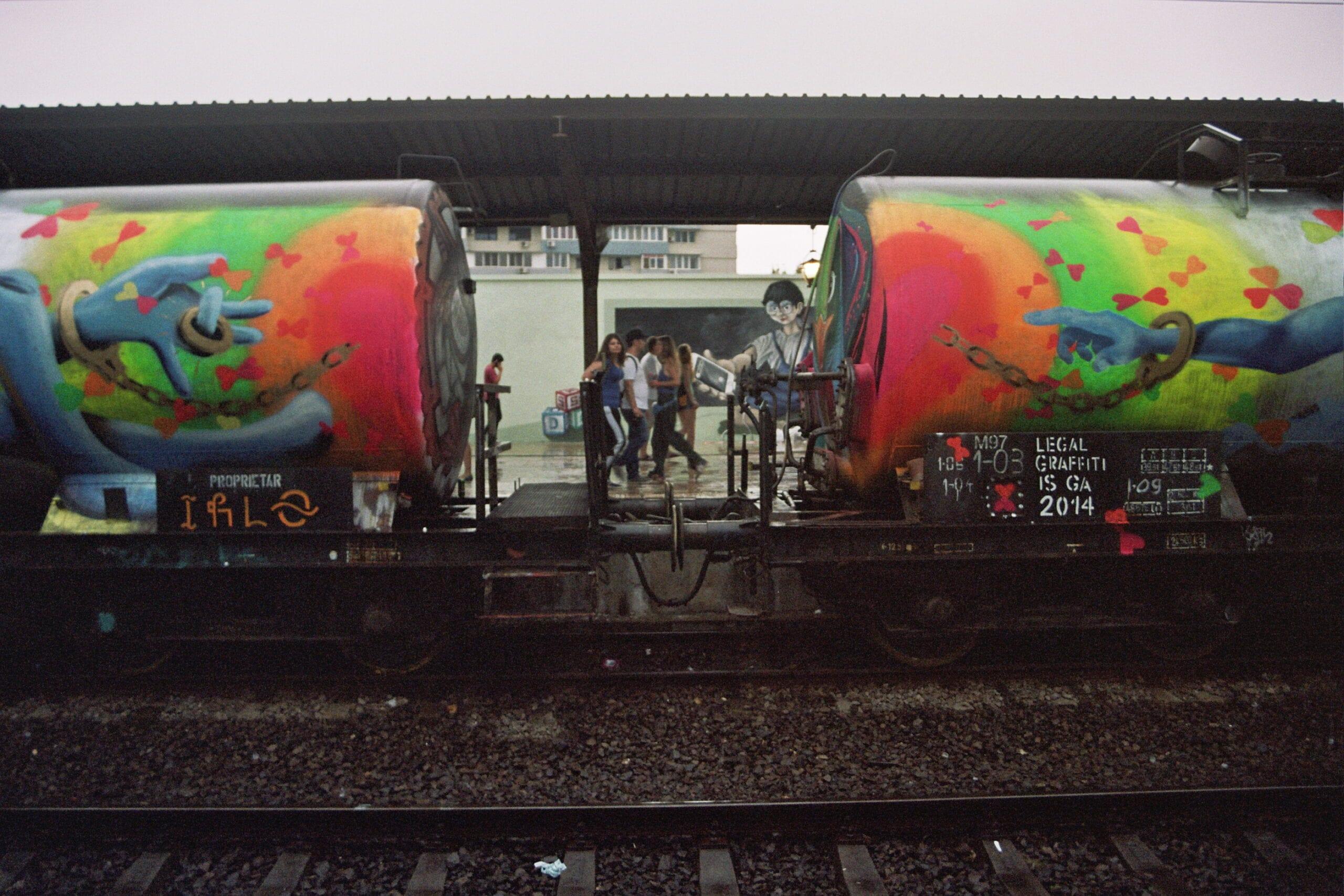 IRLO Train Delivery 2014
