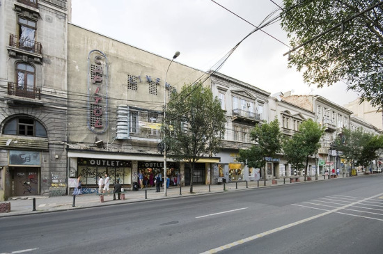 Stefan Tuchila - Cinema Capitol bd Elisabeta