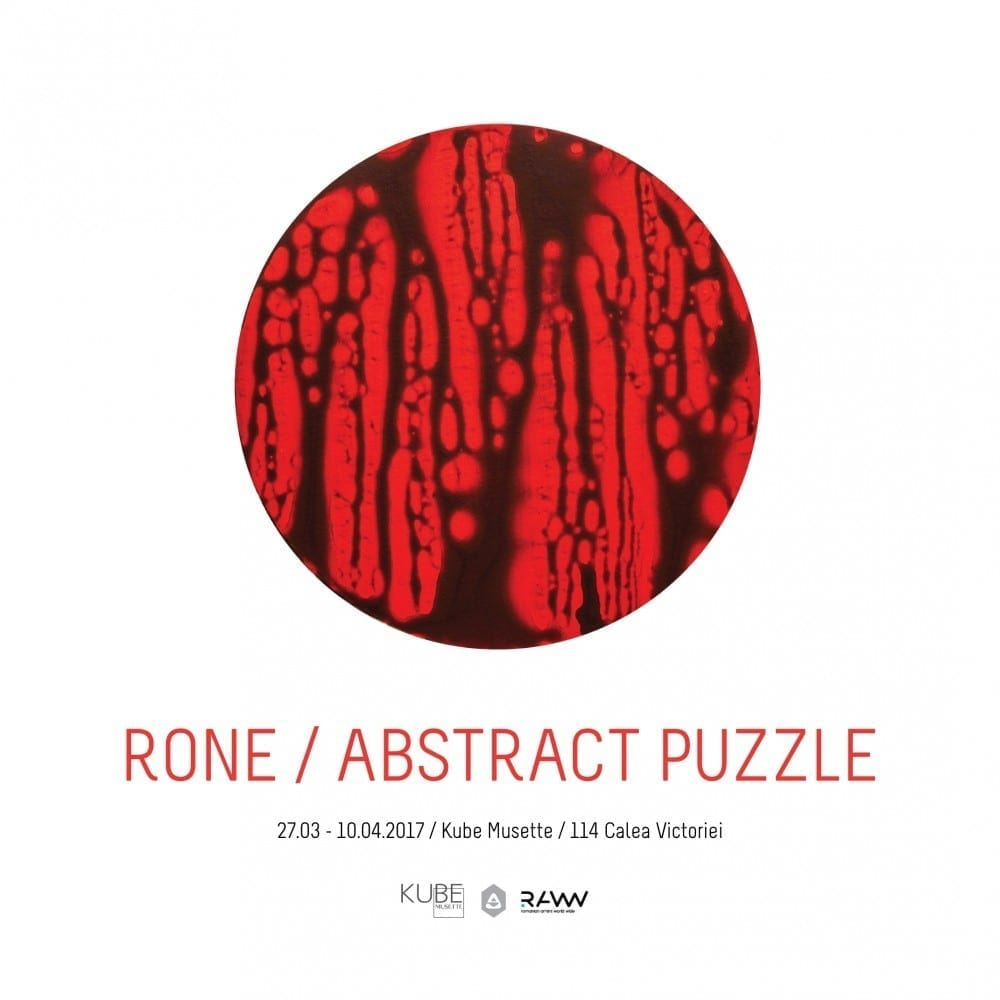 rone abstract puzzle @ kube musette