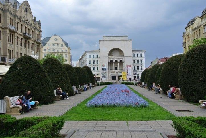 Palatul Culturii Timișoara