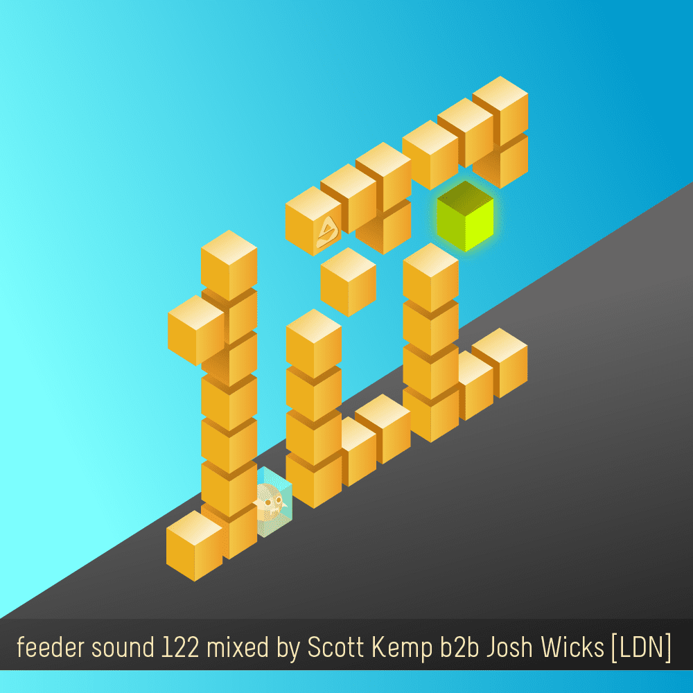 feeder sound 122 mixed by Scott Kemp b2b Josh Wicks