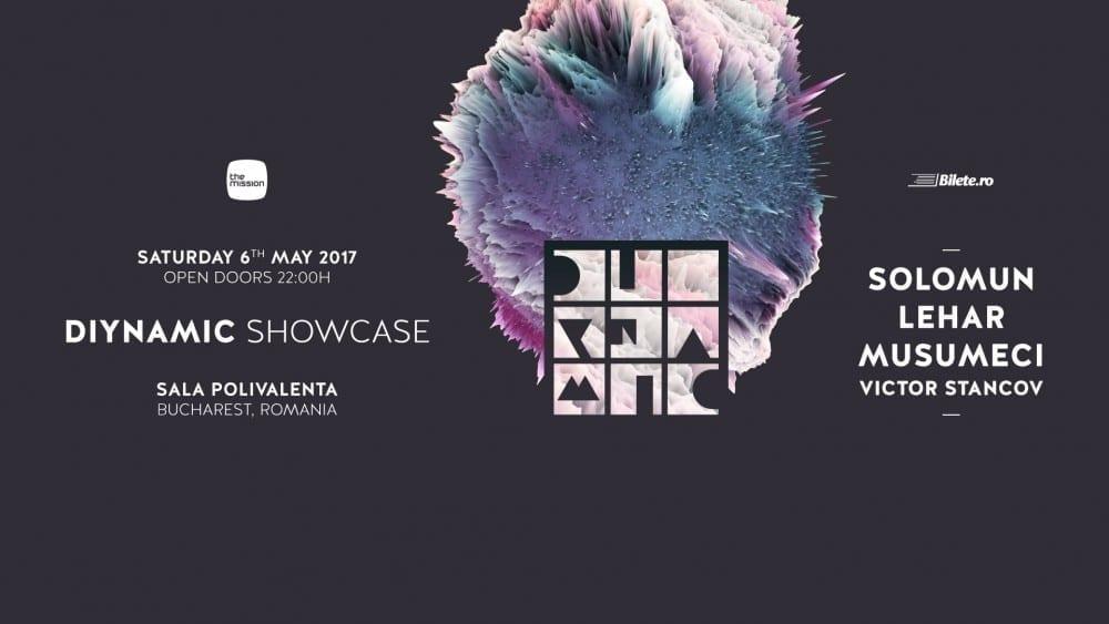 Diynamic Showcase Bucharest @ Sala Polivalentă