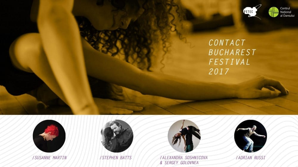 Contact Bucharest Festival 2017 @ CNDB