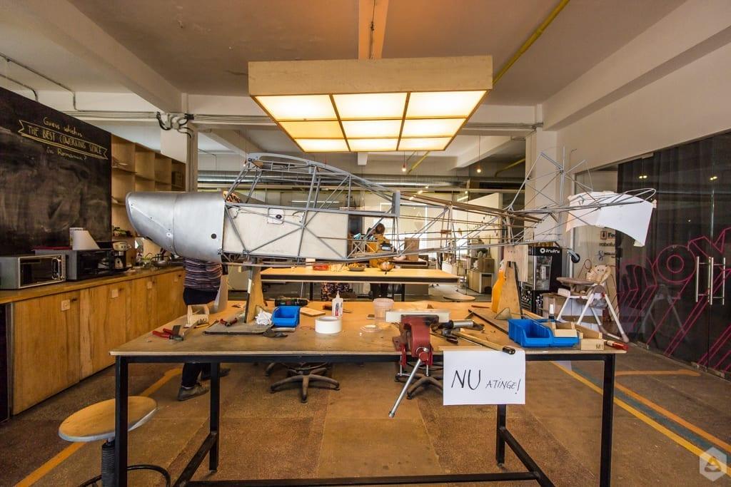 Nod makerspace