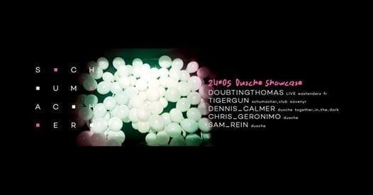 Duschmusik #003 w/ DoubthingThomas live