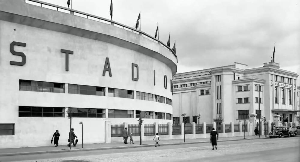 Patrimoniul sportului. Baze sportive urbane de secol XX @ Muzeul Sportului