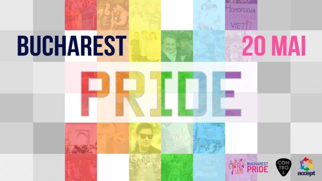 Bucharest PRIDE 2017 - Marșul Diversității