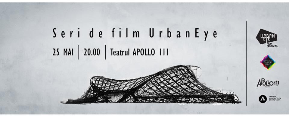 Seara de filme UrbanEye @ RDW despre Jean Nouvel & Eero Saarinen