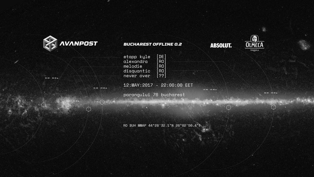 BUCHAREST.OFFLINE 0.2 @ Avanpost