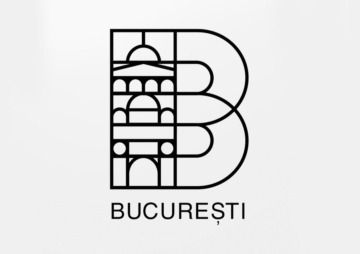 noul logo Bucuresti