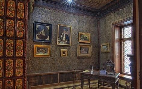 muzeul theodor aman