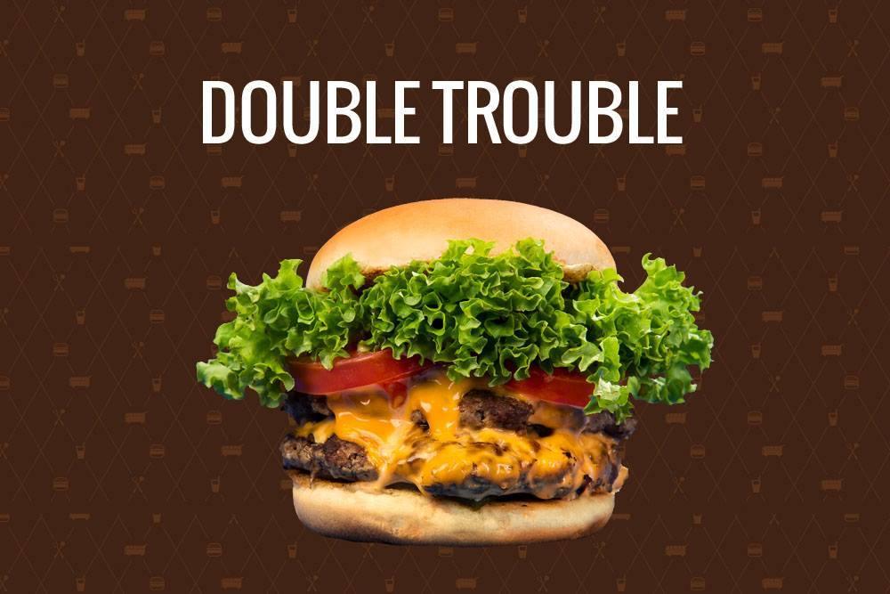 Burger Van - Double trouble
