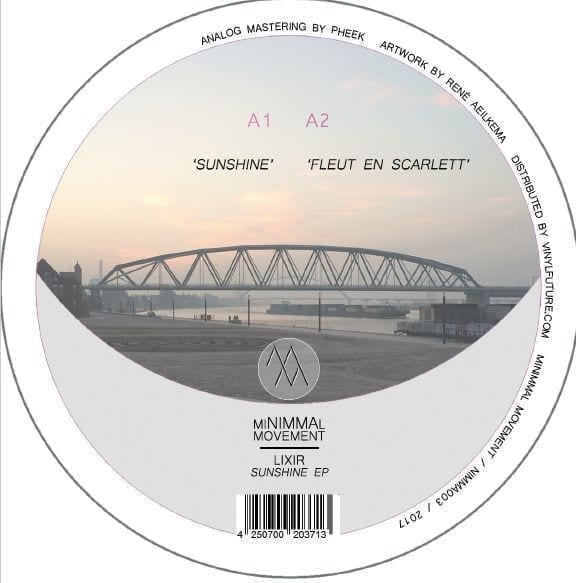 Lixir - Sunshine EP
