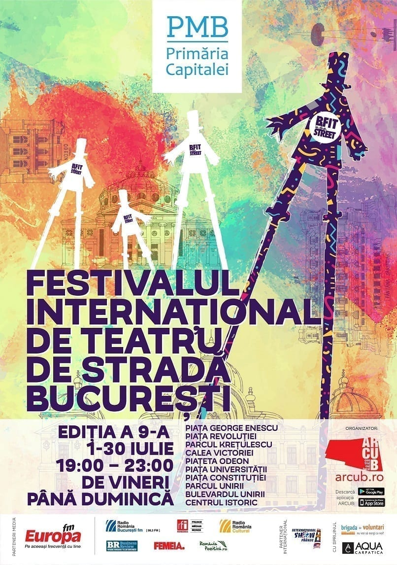 Festivalul International de Teatru de Strada B-Bit in the street (2)