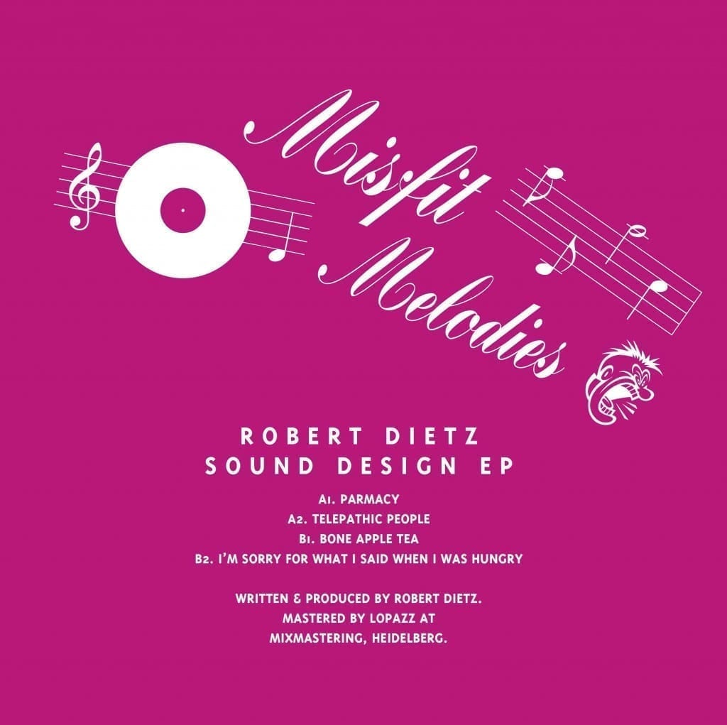 Robert Dietz Sound Design EP