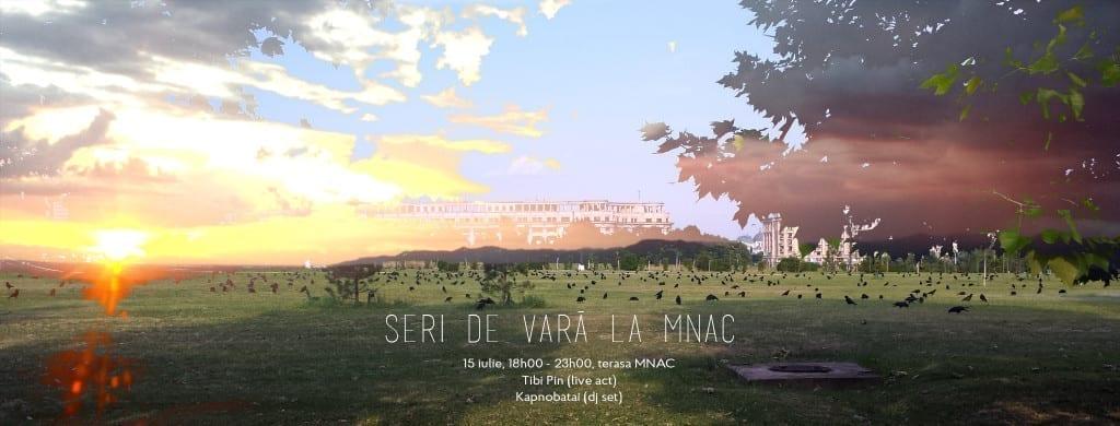 Seri de vară la MNAC | Tibi Pin & Kapnobatai