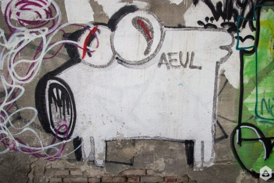 AEUL street art