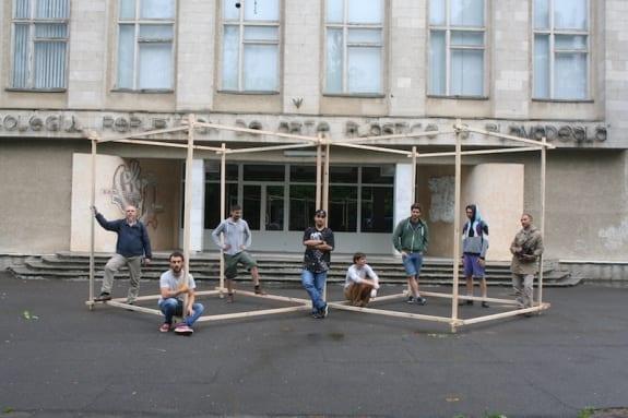 FAȚADE PUBLICE: intervenții artistice în cartierul Botanica – apel de participare
