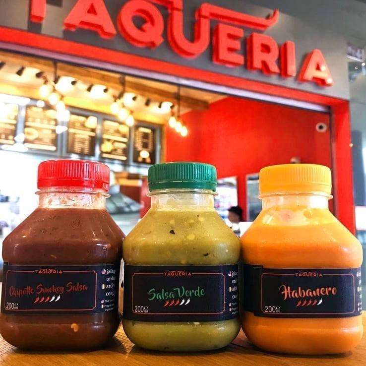 TAQUERIA.ro sosuri pentru acasă